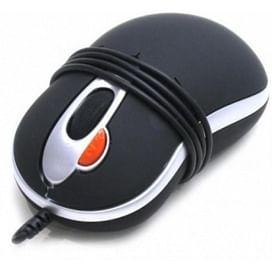 Мышь A4Tech X6-6AK Black USB+PS/2 A4Tech