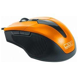 Мышь CBR CM 301 Orange USB CBR