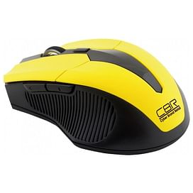 Мышь CBR CM 547 Yellow USB CBR