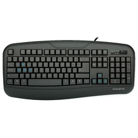Клавиатура Gigabyte Force;K3 Black USB Gigabyte