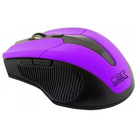 Мышь CBR CM 547 Purple USB CBR