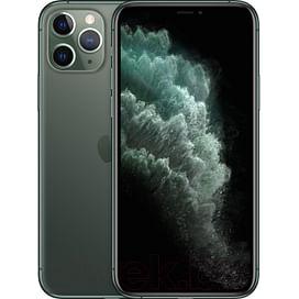 Смартфон Apple iPhone 11 Pro 512GB / MWCG2 (темно-зеленый) Apple