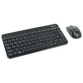 Клавиатура + мышь Gembird;KBS-7004 Black USB Gembird