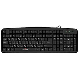 Клавиатура Oklick 100 M Standard;Keyboard Black PS/2 Oklick