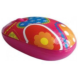 Мышь CBR Candy Pink USB CBR
