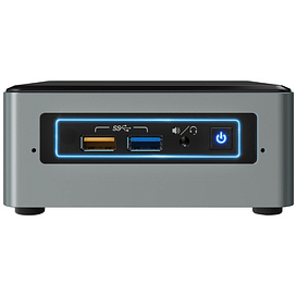 Компьютер Intel NUC Original BOXNUC6CAYSAJ Intel
