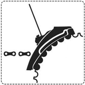 Передние переключатели