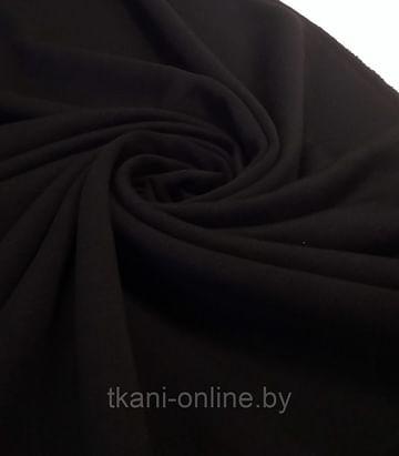 Футер 3х-нитка петля диагональ Черный