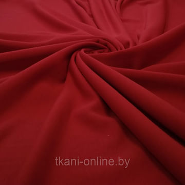 Футер 2-х нитка петля Красный
