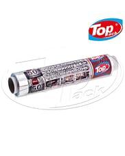 Фольга алюминиевая 29см/50м cуперплотная Top pack Professional