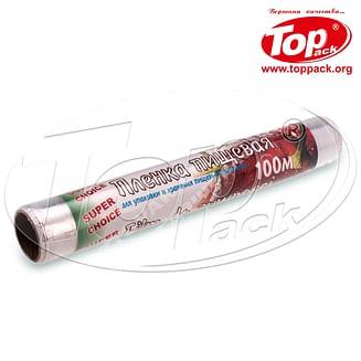 Пленка пищевая 29см/100м 7мКм Top pack