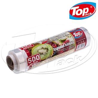Пленка пищевая 29см/500м 7мкм Top pack