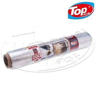 Пленка стрейч палетная 50см/200 17мкм (1,6кг.) Top pack