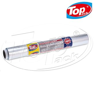 Фольга алюминиевая 29см/150м (1100гр) Top pack