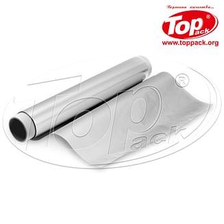 Фольга алюминиевая 44см/3м Top pack Professional