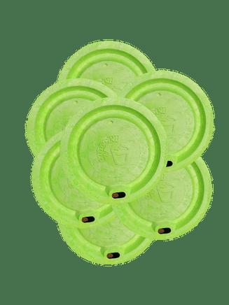 Крышка кукурузная Фисташковая