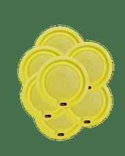 Крышки Лимонные