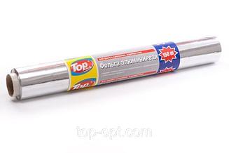 Фольга алюминиевая 44см/150м 1300гр Top pack