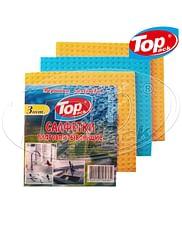 Салфетка губчатая А`3 Top pack