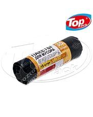 Пакет для мусора LD 50*60/35л 15шт. (черный) Качество! Top pack
