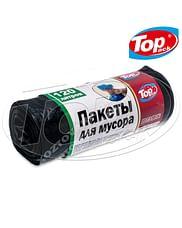 Пакет для мусора LD 70*110/120л 10шт. (черный) Качество! Top pack