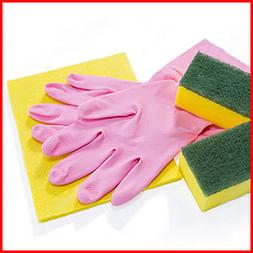 Губки для мытья посуды и салфетки для уборки