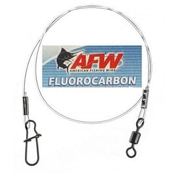 Поводок FLUOROCARBON AFW 30см d-0.5мм 13.6кг
