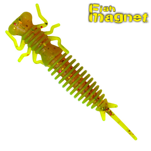 Мягкая приманка Fish Magnet LUCY 3.5″ 002