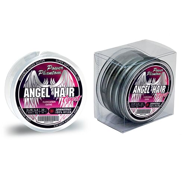 """Леска Power Phantom """"Angel Hair"""".0.16мм 30м"""