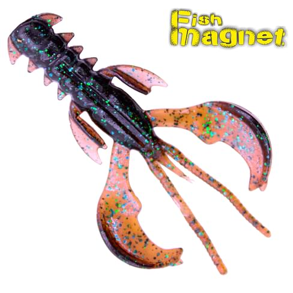 Мягкая приманка Fish Magnet SHREDER 2.4″ 101 7шт.