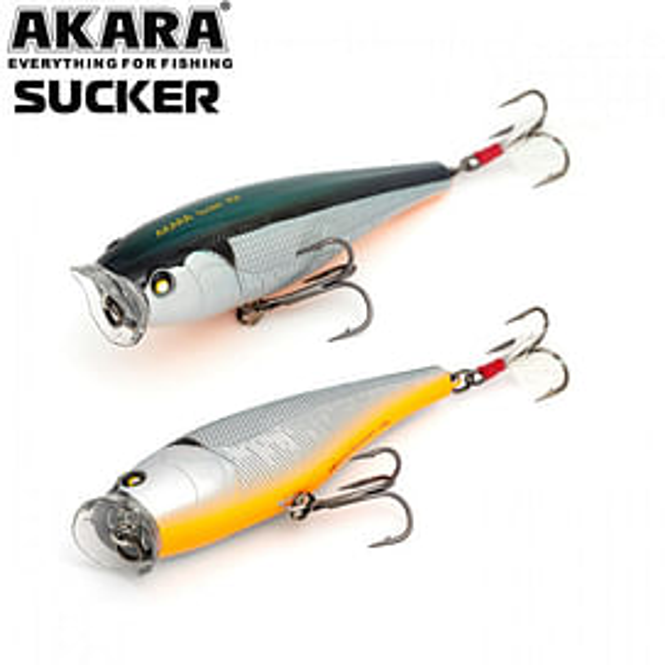 Воблер Akara Sucker 95F цвет A23