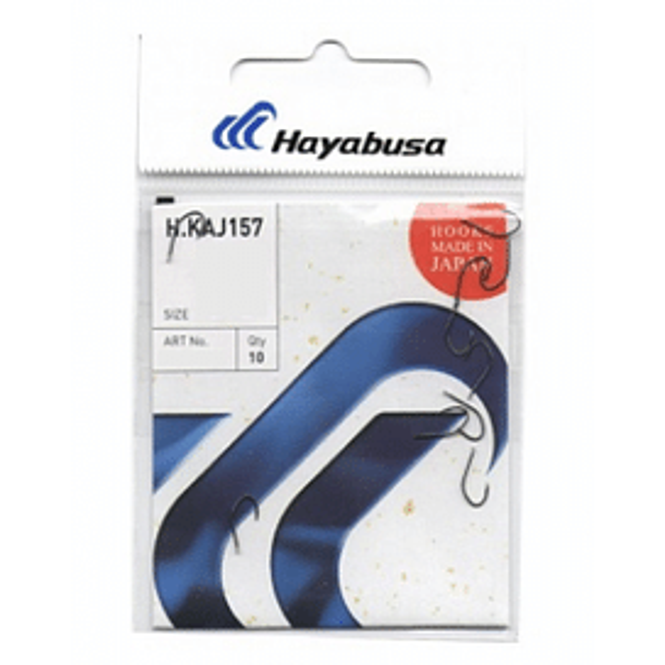 Крючки Hayabusa H.KAJ157 №8 (10Шт)