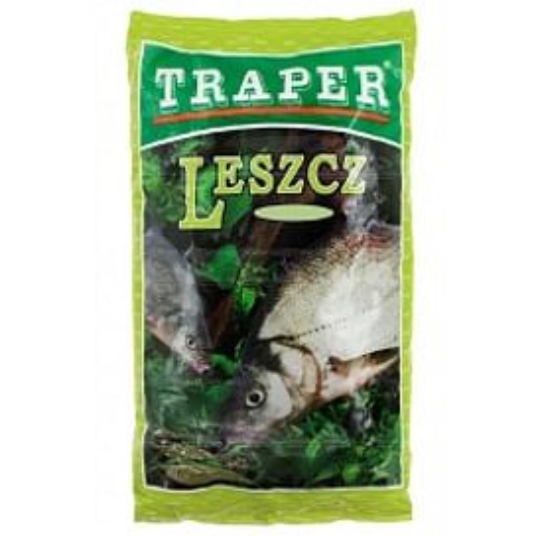 Прикормка Traper Популярная Лещ 1 кг