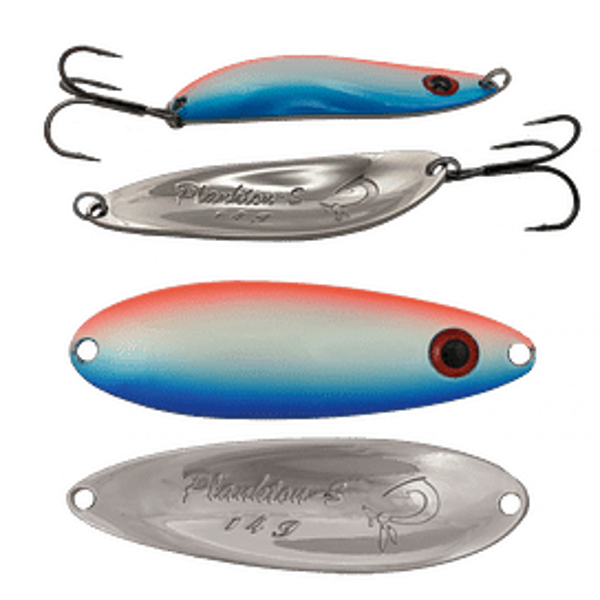 Блесна колеблющаяся LureMax Plankton-S, 68 мм., 14 г., 64