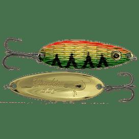 Блесна колеблющаяся LureMax Plankton 75мм., 26 г., 06, White eye