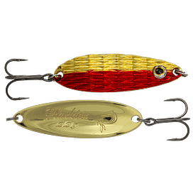 Блесна колеблющаяся LureMax Plankton 64мм., 18 г., 39, White eye