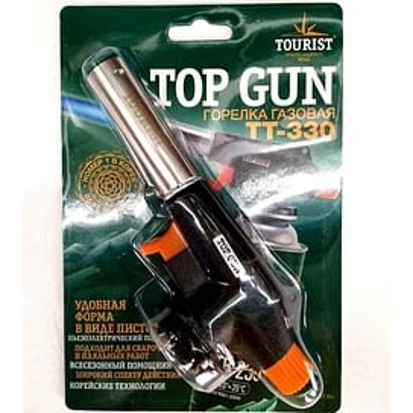 Газовая горелка TOURIST TOP GUN (TT-330)