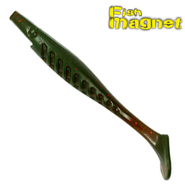 Мягкая приманка Fish Magnet PUMBAA 4.3″ 001