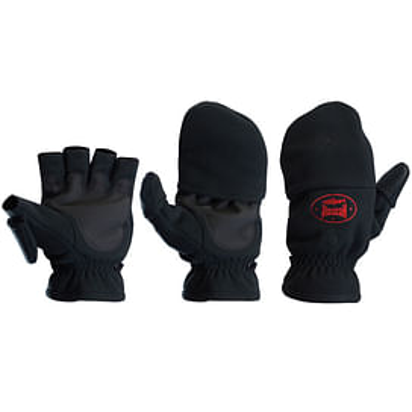 Перчатки-варежки Alaskan Colville Magnet S черн.