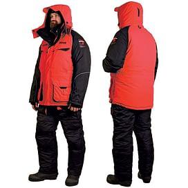 Костюм зимний Alaskan NewPolarM красный/черный (куртка+полукомбинезон)