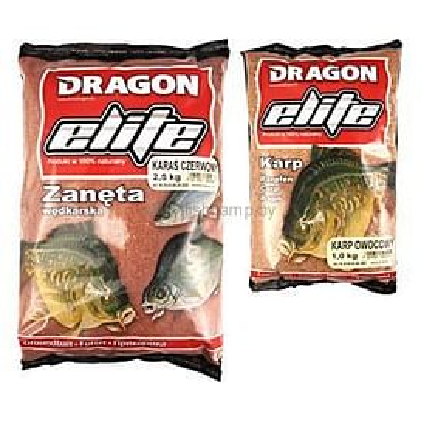 Прикормка Dragon Elite Линь Карась
