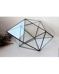 Флорариум тиффани большой кристалл