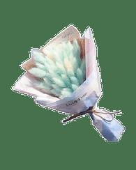 Букет Комплимент (лагурус) /сухоцветы/