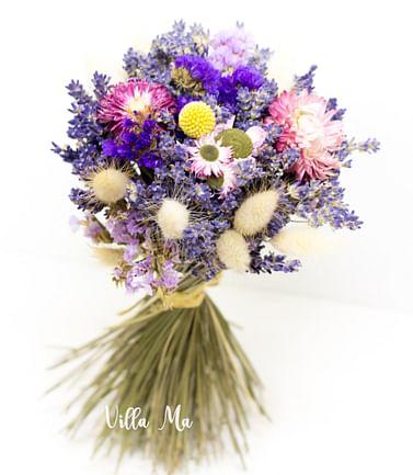 Букет Цветущий луг /сухоцветы/