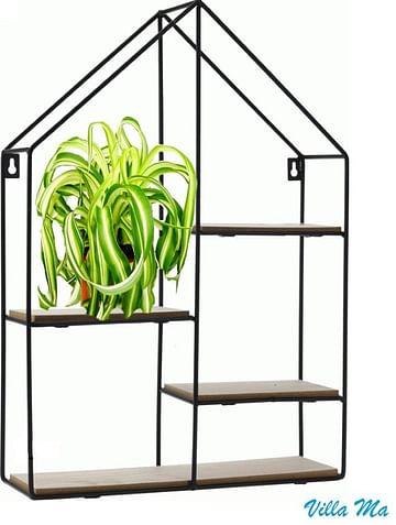 Стойка подвесная интерьерная домик