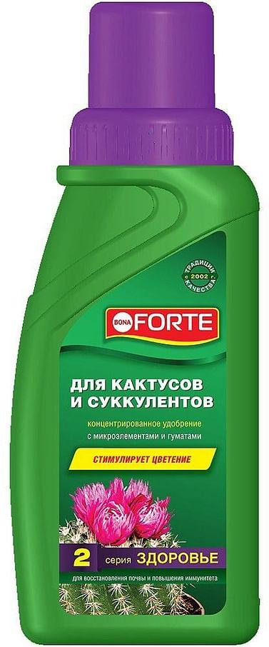 Жидкое комплексное удобрение (см описание) Bona Forte 280 мл