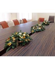 Праздничный декор помещения в Минске villa Ma