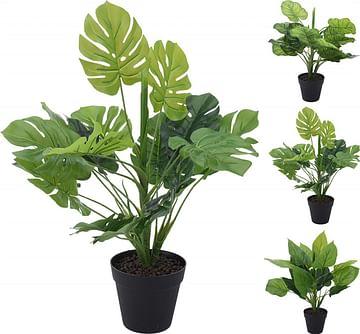 Растение в горшке искусственное 45 см