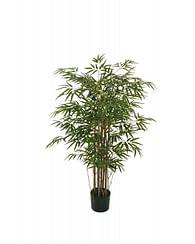Бамбуковая пальма 120 см искусств.