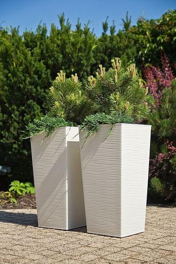 Горшок для цветов Finezja глянец 75см Lamela